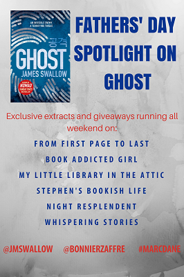 Fathers' Day WeekendSpotlight on GHOST