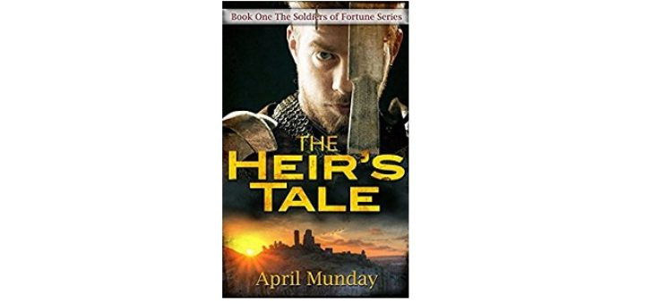 Feature Image - The Heirs Tale by April Munday