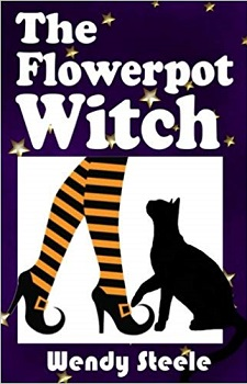 The Flowerpot Witch by Wendy Steele