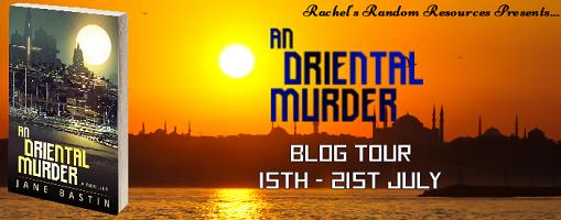 An Oriental Murder tour poster