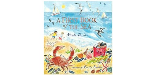 Feature Image - My First Book of the sea by Nicola Davies