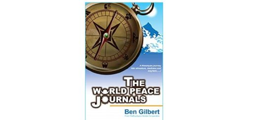 Feature Image - The World Peace Journals by Ben Gilbert