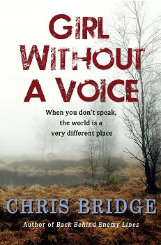 Girl without a voice by chris bridge