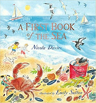 My First Book of the sea by Nicola Davies