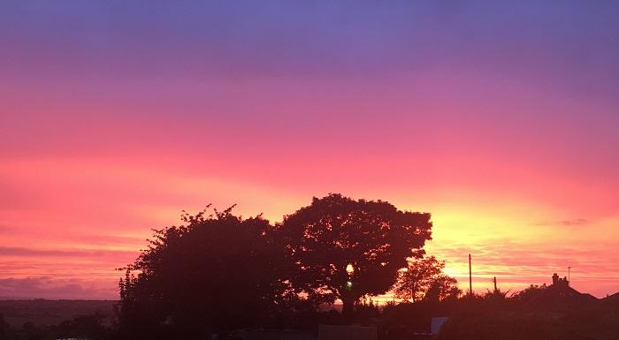 Somerset-sunset