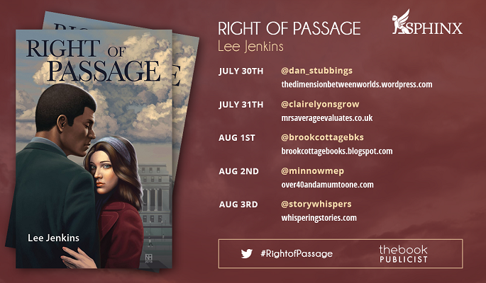 Blogger Tour Rights of Passage