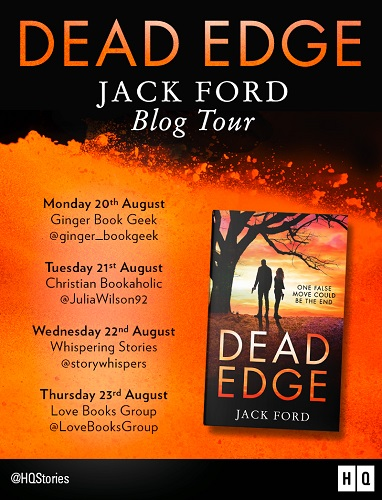 Dead Edge Blog Tour