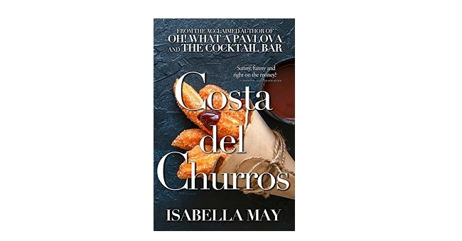 Feature Image - Costa Del Churros by Isabella May