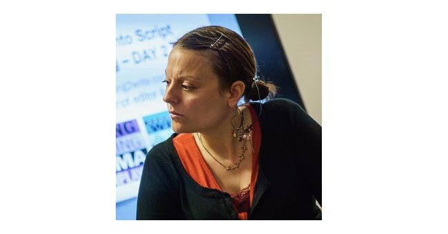 Feature Image - Lucy Hay Author Pic