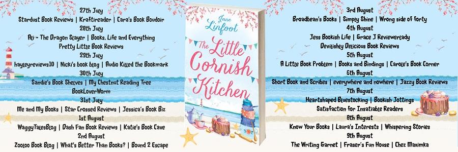 The Little Cornish Kitchen Full Tour Banner