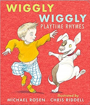wiggly wiggly by michael rosen and chris riddle