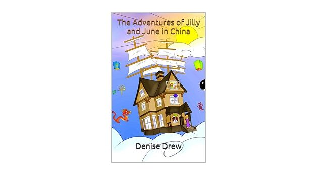 Feature Image - The Adventure of Jilly and June by Denise Drew