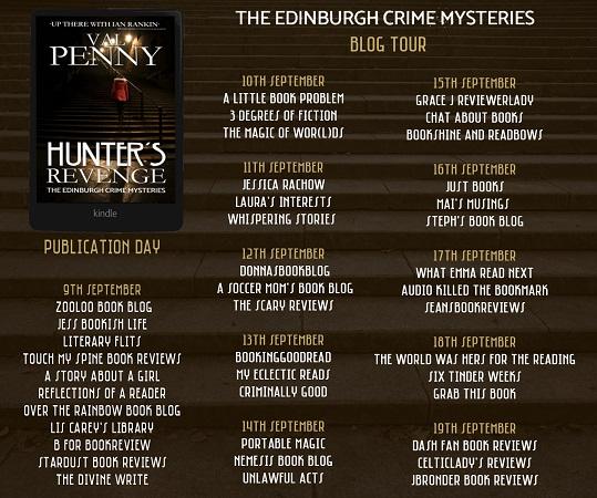 Hunter's Revenge Full Tour Banner