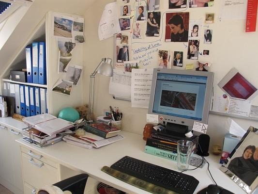 Where Sandra Writes