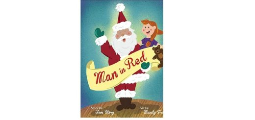 The Man in Red by Tom Story
