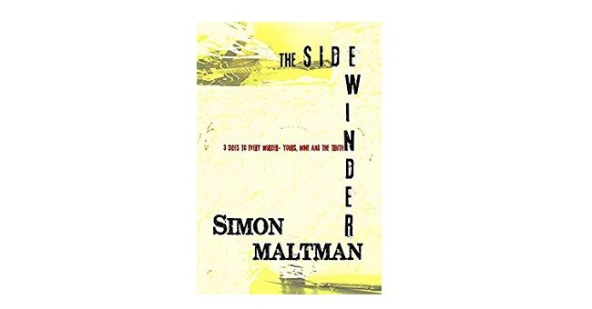 Feature Image - The Sidewinder by Simon Maltman