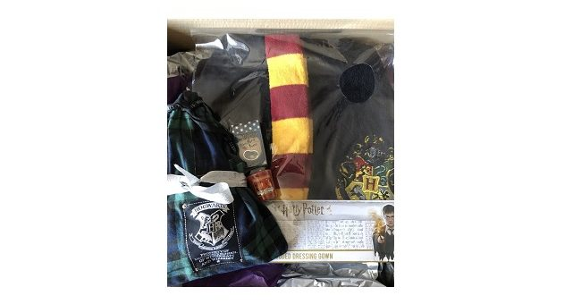 Feature Image - Harry Potter PJ