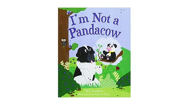 Feature Image - I'm Not a Pandacow by MT sanders
