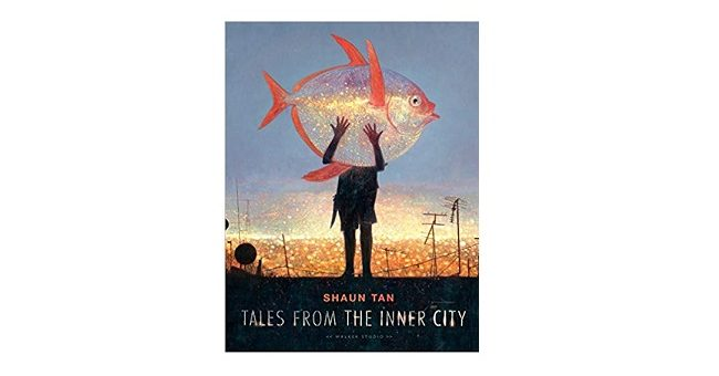 Feature Image - Tales from the Inner City by Shaun Tan
