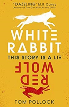 White Rabbit Red Wolf by Tom Pollock