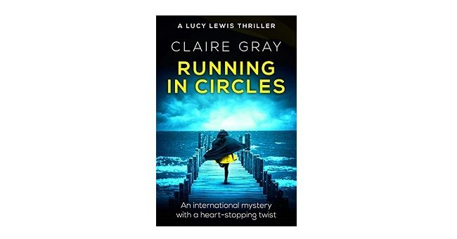 Feature Image - Running in Circles by Claire Gray