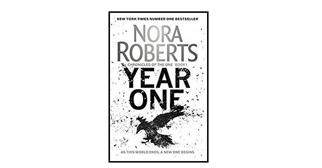 Feature Image - Year One Nora Roberts