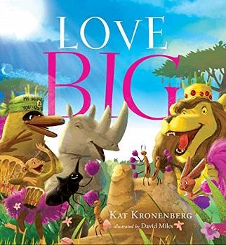 Love Big by Kat Kronenberg