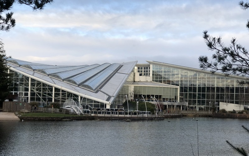 Visiting Center Parcs Whinfell Forest Whispering Stories