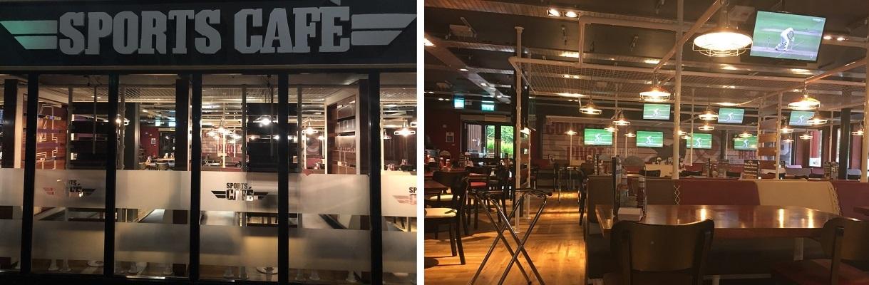 Sports cafe 2