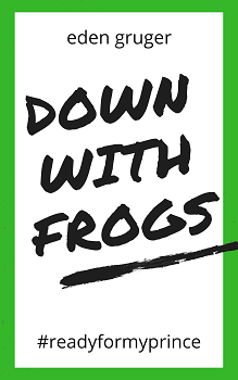 Down with frogs cover