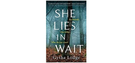 Feature Image - She Lies in Wait by Gytha Lodge