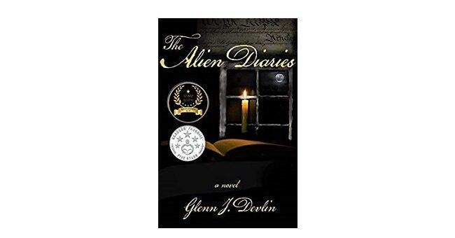 Feature Image - The Alien Diaries by Glenn Devlin