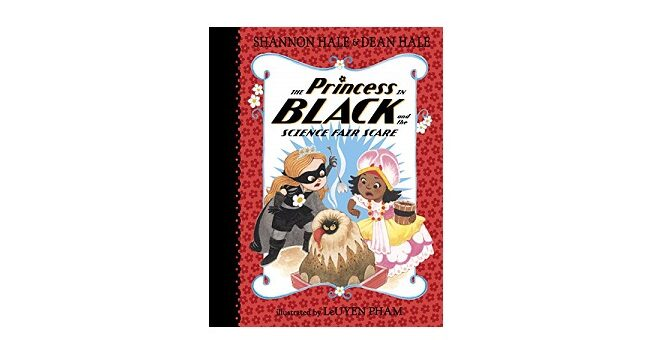 Feature Image - The Princess in Black and the Science Fair Scare