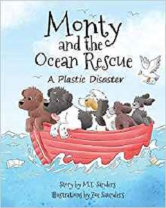 Monty and the Ocean Rescue by MT Sanders