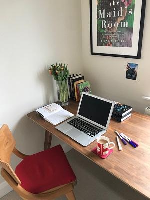 Where Fiona Writes