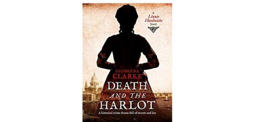 Feature Image - Death and the Harlot by Georgina Clarke