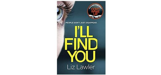 Feature Image - I'll find you by Liz Lawler