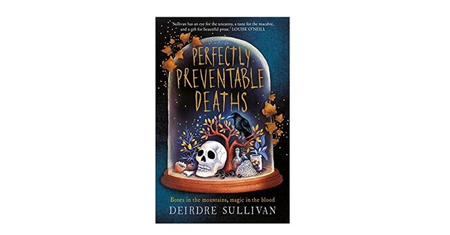 Feature Image - Perfectly Preventable Deaths by Deirdre Sullivan