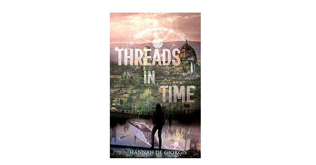 Feature Image - Threads in Time by Hannah De Giorgis
