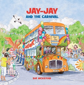 Jay-Jay - Giveaway - and the Carnival Cover