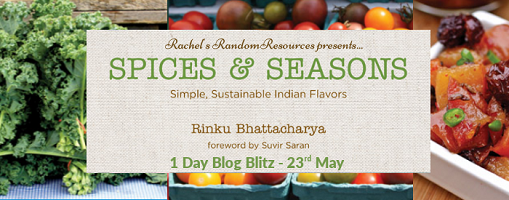 Spices and Seasons Blog Poster