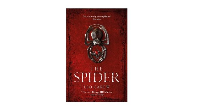 Feature Image - The Spider by leo Carew