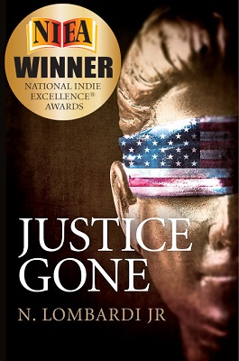 Justice Gone cover NIEA