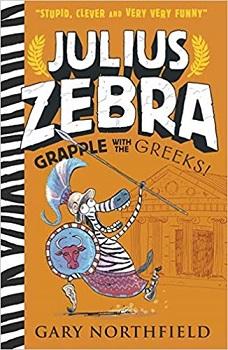 Julius Zebra 4 by Gary Northfield