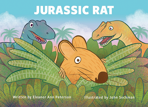 Jurassic Rat by Eleanor A. Peterson