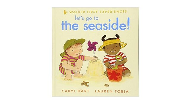 Feature Image - Lets Go to the Seaside by Caryl Hart