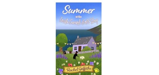 Feature Image - Summer at the Little Cornish Gift Shop by Rachel Griffiths