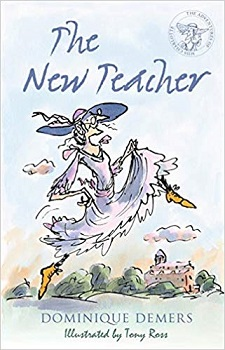 The New teacher by Dominique Demers