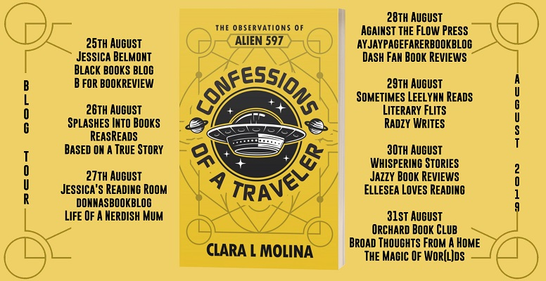 Confessions of a Traveler Full Tour Banner