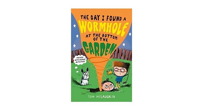 Feature Image - The Day I Found a Wormhole at the Bottom of the Garden by Tom McLaughlin